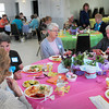 Newbury: The Newbury Council on Aging held a luncheon recently at PITA Hall to honor the 60 volunteers, many of whom are senior citizens. Director, Martie Joe, distributed service awards to many of the volunteers. Bryan Eaton/Staff Photo