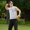Newburyport: Newburyport's Evan Habib returns to practice after having a torn ACL. Bryan Eaton/Staff Photo
