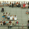 BRYAN EATON/ Staff Photo. Fans watch the matchup between Newburyport and Triton girls lacrosse.