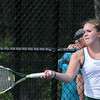 BRYAN EATON/Staff Photo. Rebecca Torrisi in third singles.