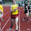 BRYAN EATON/Staff Photo. Jack Carleo in the 4 x 800 relay.