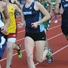 BRYAN EATON/Staff Photo. Triton's Maddie Quigley in the two mile.