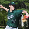 BRYAN EATON/Staff Photo. Pentucket pitcher Jim Cleary.