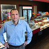 Newburyport: Mike Knowles, CEO of Dianne's Fine Desserts. Bryan Eaton/Staff Photo