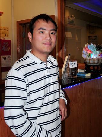 Salisbury: Ben Li, owner of Family's Chinese Restaurant in Salisbury is from China. Bryan Eaton/Staff Photo