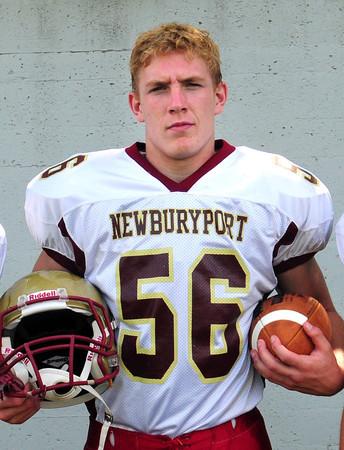 Newburyport: Dillon Guthro. Bryan Eaton/Staff Photo