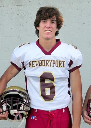 Newburyport: Drew Bourdeau. Bryan Eaton/Staff Photo