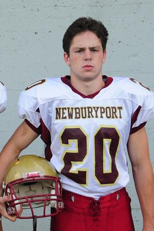 Newburyport: Ethan Northey. Bryan Eaton/Staff Photo