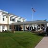 BRYAN EATON/Staff Photo. The Newburyport Senior Center opened for business yesterday.