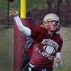 BRYAN EATON/Staff Photo. Newburyport High quarterback Rob Shay.