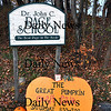West Newbury - The Great Pumpkin Fair will be held on Saturday, November 7 from 8:30-3:00 at the Page School. Brett Languirand/Staff photo