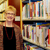 Newburyport: New Newburyport Friends of the Library president, Nancy Peace. Bryan Eaton/Staff Photo