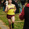 BRYAN EATON/Staff photo. Newburyport second place finisher is Sam Acquaviva.