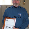 Newburyport: Marina Worker of the Year. Hilton Marina employee Richie Twomey. photo by Katie Farrell, Newburyport Daily News. March 4, 2009