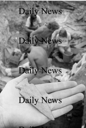 "Newburyport: ""The Dig"" July 1977<br /> Photo by Urban Renewal/Newburyport Daily News. Monday, April 16, 2007"