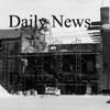 Newburyport: The backside of Inn Street<br /> Photo by Urban Renewal/Newburyport Daily News. Wednesday, June 13, 2007
