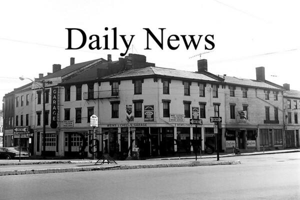 Newburyport: Parcel 11 , corner of Liberty and State Street.<br /> Photo by Urban Renewal/Newburyport Daily News. Tuesday, June 19, 2007