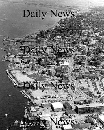Newburyport: Newburyport Waterfront July 1980.<br /> Photo by Urban Renewal/Newburyport Daily News. Wednesday, August 1, 2007