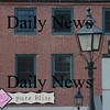Newburyport: Duggan Building on North Row.<br /> Photo by Jim Vaiknoras/Newburyport Daily News. Monday, April 2, 2007