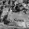 Newburyport: <br /> Aerial view of the municipal lot taken 8:15a.m. on July 25, 1973.<br /> Photo by File Photo/Newburyport Daily News. Wednesday, September 12, 2007