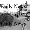 Newburyport:Market Square looking down Liberty Street Nov 1973<br /> Photo by Urban Renewal/Newburyport Daily News. Tuesday, April 10, 2007