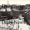 Newburyport: Market Square 1976 taken from the hose tower of the Fire House. which is no longer accessable.<br /> Photo by Urban Renewal/Newburyport Daily News. Monday, March 12, 2007