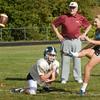 BRYAN EATON/Staff Photo. Triton kicker Jessica Greaney.