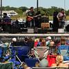 JIM VAIKNORAS/Staff photo <br /> Jason Spooner Band perfroms at the River Front festival in Market Landing Park in Newburyport Saturday.