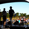 Newbury: Three Tall Pines perform at the American Music and Harvest Festival at the Spencer Peirce-Little Farm in Newbury Sunday. Jim Vaiknoras/staff photo