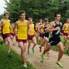Newburyport: Newburyport High's cross country team competed with Hamilton-Wenham yesterday. Bryan Eaton/Staff Photo