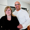 Karyn and Matt Khatib. of MK Benatti. Bryan Eaton/Staff Photo