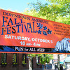 Amesbury: After possible rain showers on Friday, the forecast for Amesbury's Fall Festival this Saturday is forecast to be sunny with some clouds. Bryan Eaton/Staff Photo
