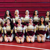 Newburyport: Newburyport High School cheerleaders 2013. Bryan Eaton/Staff Photo