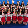 Amesbury: Amesbury High School cheerleaders. Bryan Eaton/Staff Photo