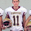 Newburyport: Newburyport High football quarterback Michael Shay. Bryan Eaton/Staff Photo