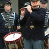Salisbury: The Bostonia Allarum Fife and Drum Corp perform at Salisbury 375th Anniversary celebration. Bryan Eaton/Staff Photo