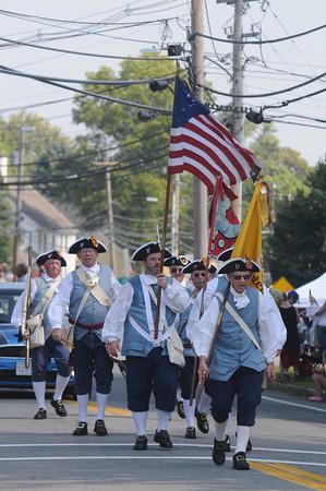 JIM VAIKNORAS/staff photo Rowley's 375th celebration parade