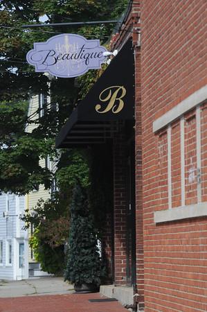 JIM VAIKNORAS/staff Beautique, 92 Pleasant St., Newburyport