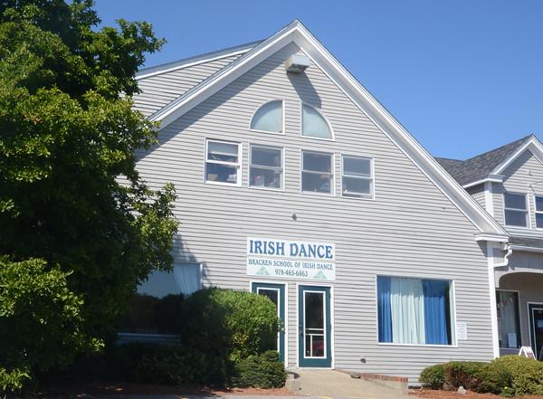 JIM VAIKNORAS/staff photo Bracken School of Irish Dance, 102 Bridge Road #14, Salisbury, MA 01952