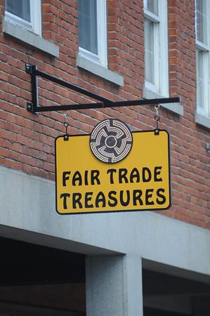 JIM VAIKNORAS/staff photo Fair Trade Treasures, 1 Merrimac St Unit 4, Newburyport, MA 01950
