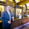 BRYAN EATON/ Staff Photo. Michael J. Jones president and CEO of the Institution For Savings.