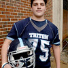 BRYAN EATON/Staff photo.Triton High School football player John Falasca IV.