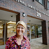 BRYAN EATON/Staff photo. Tracy Watson, new head of the Newburyport Housing Authority.