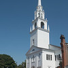 JIM VAIKNORAS/Staff photo 	First Religious Society Unitarian Church on Pleasant Street in Newburyport.