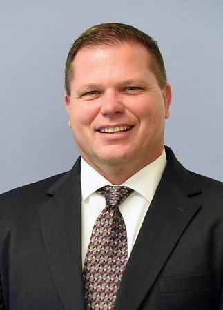 BRYAN EATON/Staff photo. Sean Gallagher, superintendent of Newburyport Schools.