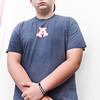BRYAN EATON/Staff photo. Incoming freshman Tony D'Arcangelo is a football player at Amesbury High School.