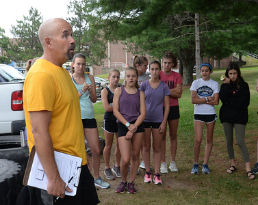 BRYAN EATON/Staff Photo. Triton coach Joe Colbert.