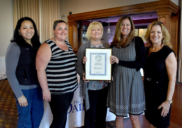 BRYAN EATON/Staff Photo. Children's Health Care won as Best Pediatrician.