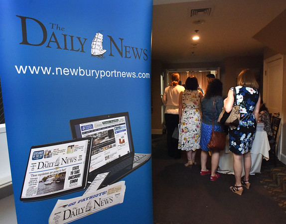 BRYAN EATON/Staff Photo. The Daily News held a breakfast for the businesses that their readers voted as the best.