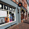 BRYAN EATON/Staff Photo. DYNO Records has been at the same location on Newburyport's Middle Street since it opened.